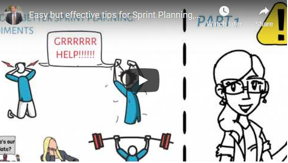 Easy but effective tips for a better Sprint Planning, part 2a: avoiding impediments